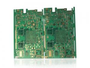 8层板OSP+沉金混合工艺