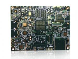 10层哑光绿油电路板
