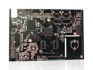双面黑油OSP电路板