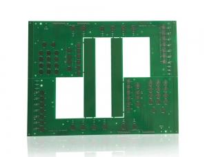双面碳油电路板